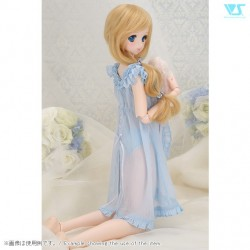 Short Baby Doll Set (Blue)