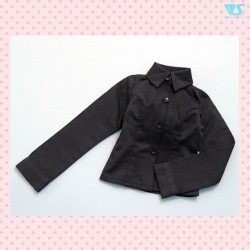 Princess Line Blouse (Black)