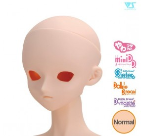 DDH-05 Eyeholes Opened Type (Soft Head Cap Version) / Normal