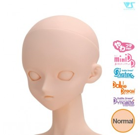 DDH-05 Eyeholes Closed Type (Soft Head Cap Version) / Normal