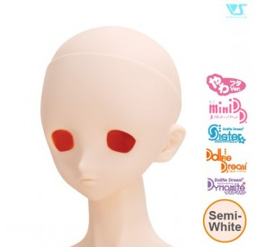 DDH-03 Eyeholes Opened Type (Soft Head Cap Version) / SW
