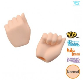 DDII-H-07B / Loosely Fisted Hands (Large Ver.)