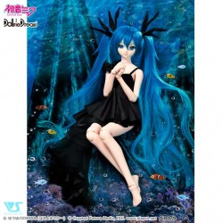 Deep Sea Girl Outfit Set