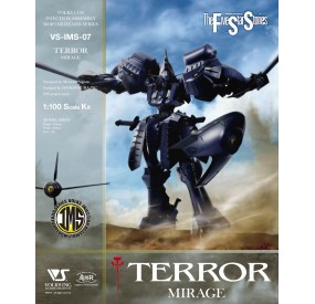 IMS 1/100 Scale Terror Mirage | The Five Star Stories