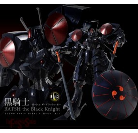 1/100 Batsh the Black Knight (3rd production)