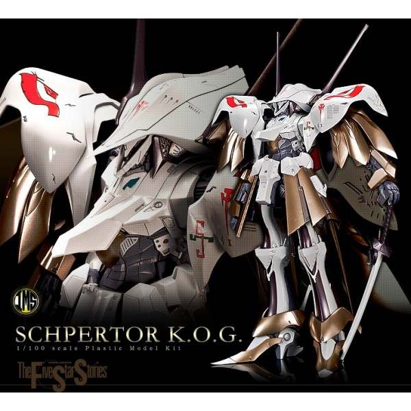 IMS 1/100 Scale Schpertor K.O.G. | The Five Star Stories