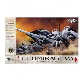 IMS 1/100 Scale L.E.D. Mirage V3 Inferno Napalm | The Five Star Stories