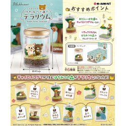 Rilakkuma Terrarium in Honey Forest