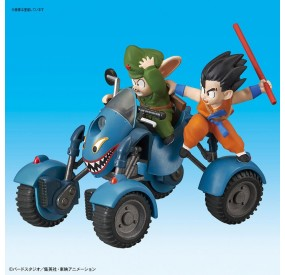 "Mecha Collection ""Dragon Ball"" Vol. 6 Oolong Road Buggy"