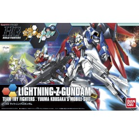 Lightning Z Gundam (HGBF) (Gundam Model Kits)