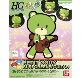 Petitgguy Surf Green & Guitar (HGPG) (Gundam Model Kits)