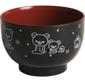"""Rilakkuma"" Happy life with Rilakkuma Bowl KY58301"