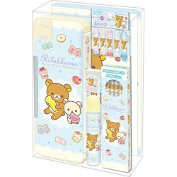 Rilakkuma Go Go School Gift Set GS14501