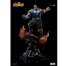 Iron Studios Avengers: Infinity War Thanos 1/10 Scale Statue