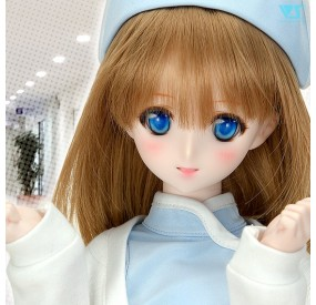 Smile Nurse Set (Light Blue)
