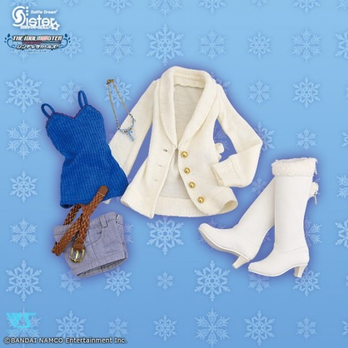 Outfit set for Anastasia