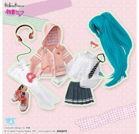 Ribbon Girl Outfit Set