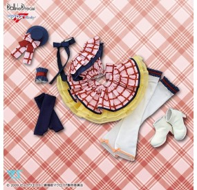 Outfit Set for Ranka (Raspberry Candy)