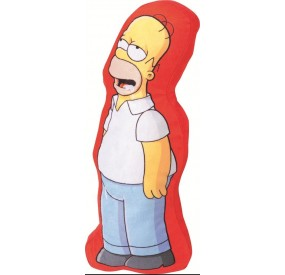 Coussin Homer Simpson