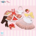 """""""SPF Pastry Apron"""" Outfit Set"""