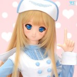 DD White Angel Nurse