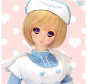 DDdy White Angel Nurse