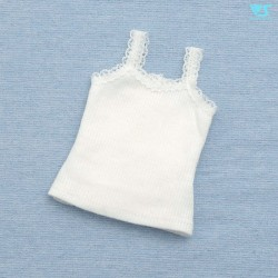 Lace Camisole / Mini (White)