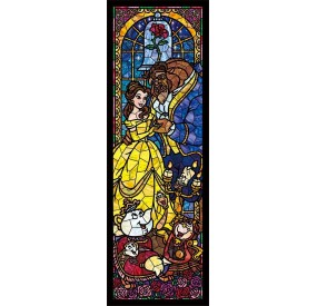 456 Piece Jigsaw Puzzle Beauty and the Beast