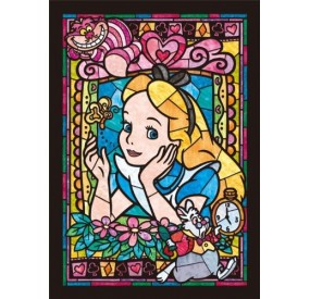 Puzzle Art Disney 266 piece Alice