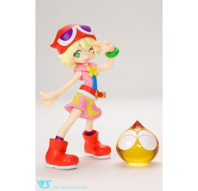 No.017 Amitie (with yellow Puyo)