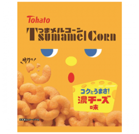 tsumamel corn rich cheese