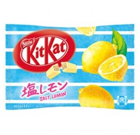 kitkat mini salty-lemon