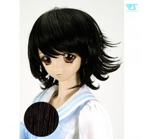 DD Hair Wig Short Wings Style  Natural (W-136D-2)